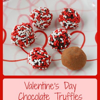 Chocolate Truffles and a Big Valentine's Day Giveaway
