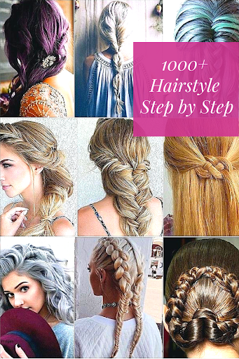 Hair Style App Step By Step By Appuwish Google Play United States