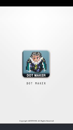 Dot Maker - Pixel Art Painter screenshot 1