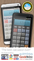 Screenshot of Calculator Plus