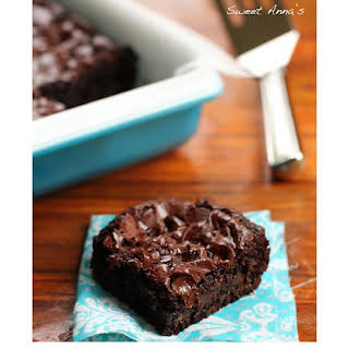 Perfectly Fudgy Gluten-Free Brownies.