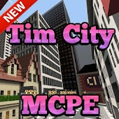 Tim City for MCPE