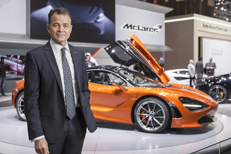 mclaren ready to launch scores of new models, but shuts the door on suvs