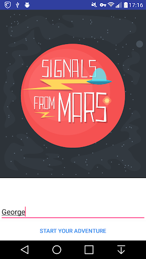 Signals from Mars