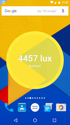 LuxNow: Instant Light Meter