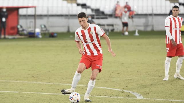 Jorge Cuenca ha hecho una gran temporada con el Almería.