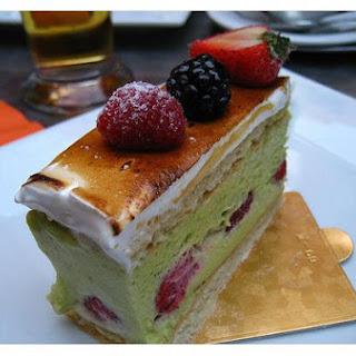 Pistachio Torte