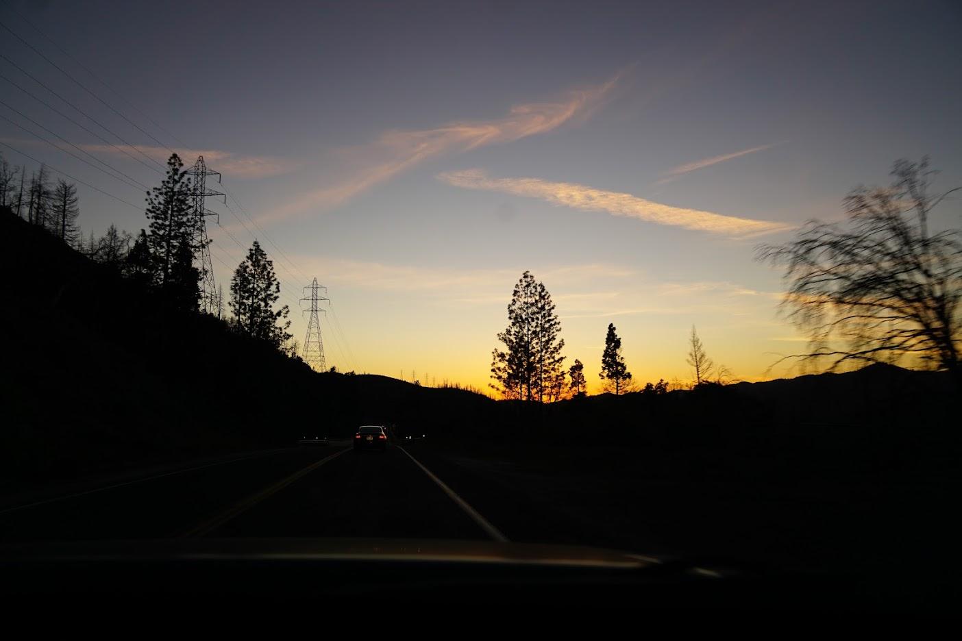 Exit Yosemite