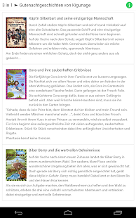 3in1 ➤ Gutenachtgeschichten- screenshot thumbnail