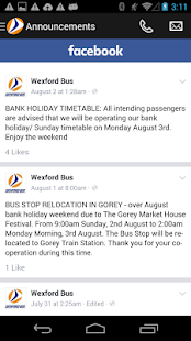 Wexford Bus- screenshot thumbnail