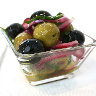 Marinated Garlic Olive Oil Recipes