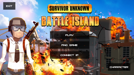 Survivor Unknow Battle Island 20.0.1 screenshots 1