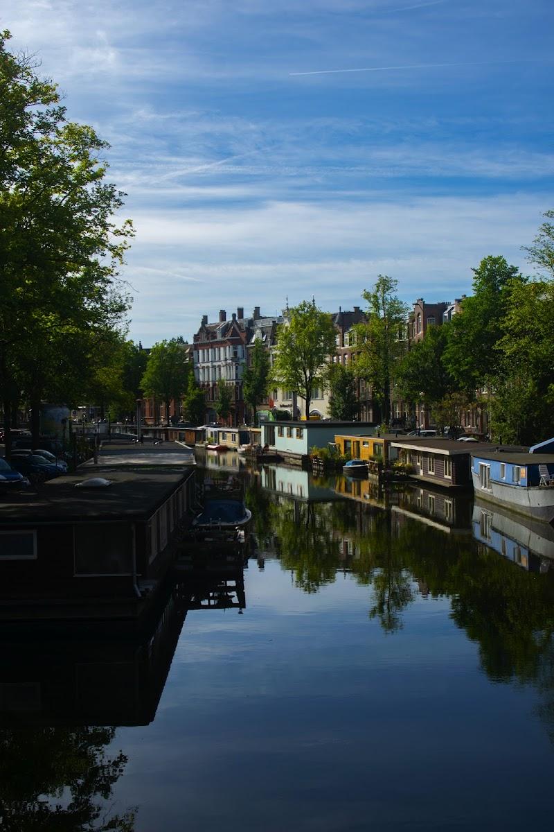 Quasi autunno ad Amsterdam di sarapellicano