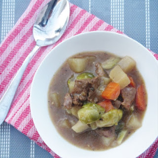 Beef Stew with Acorn Squash Recipe