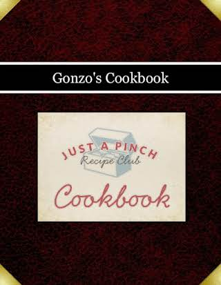 Gonzo's Cookbook