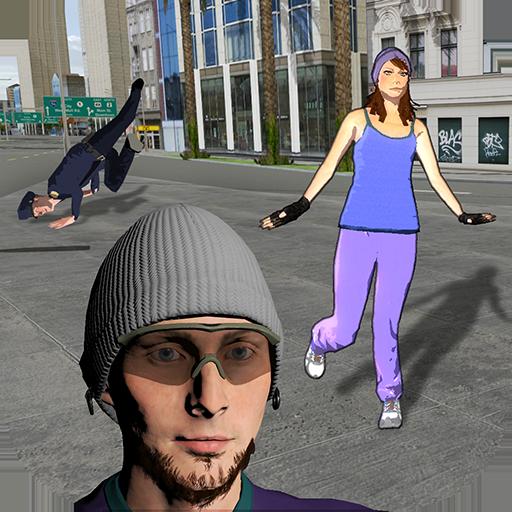 City Dancer 3D 音樂 App LOGO-APP開箱王