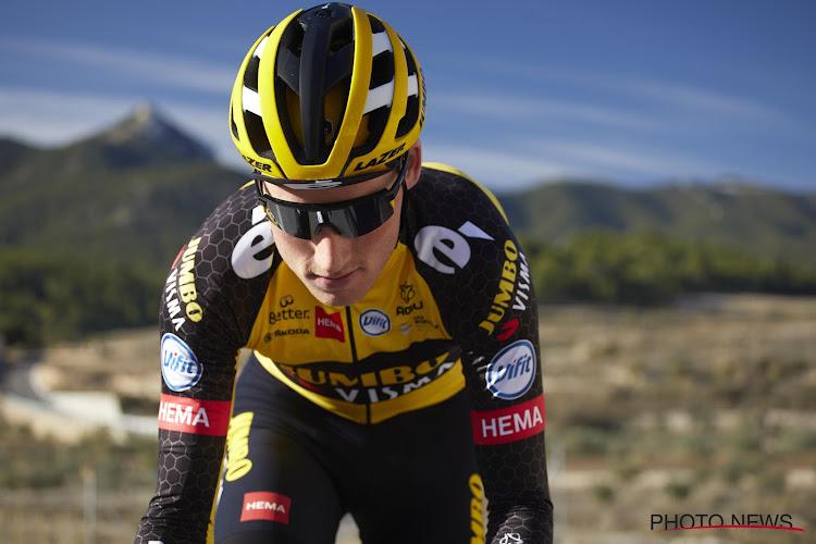 """Teunissen had gehoopt al wat verder te staan: """"Mis die paar procentjes, goede voorbereiding op de Tour de France"""""""