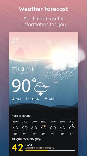 Weather Live 1.39.4 screenshots 9