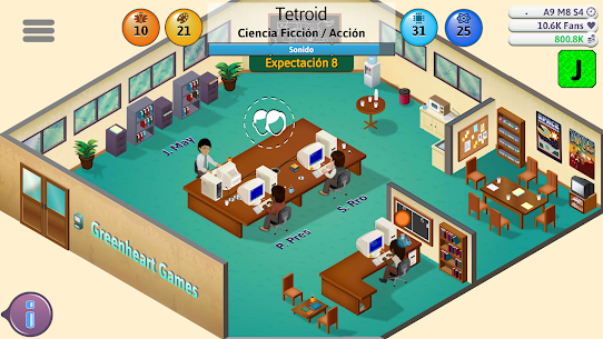 Game Dev Tycoon v1.2.1 APK 3