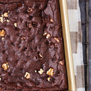 Very Fudgy Chocolate Chip Brownies