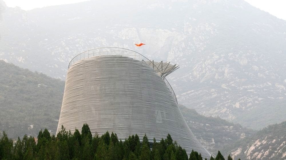 Shaolin Flying Monks Theatre's, o templo dos monges voadores
