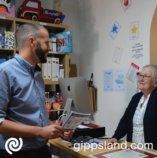 Our new Covid Business Support Officers are on the ground, visiting local businesses to help set up for new COVID-19 requirements and restrictions