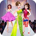 Super Fashion - Stylist Dress Up Game icon