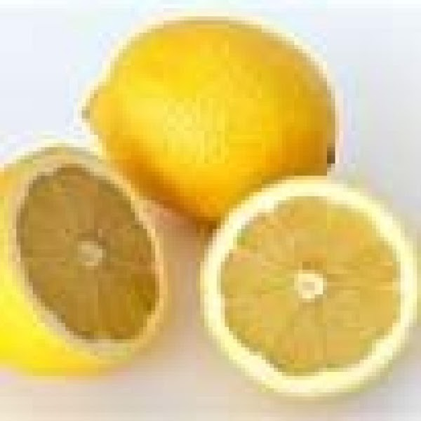 The Amazing Frozen Lemon Recipe