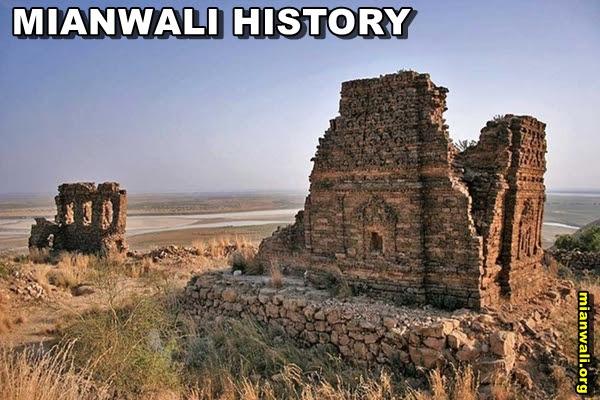 MIANWALI HISTORY