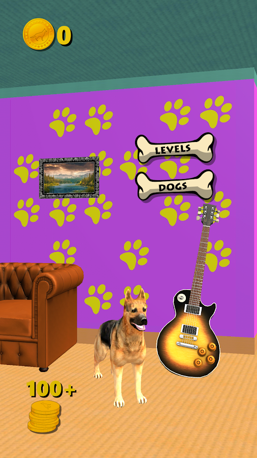 PetDog Game- screenshot