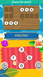 Word Weekend – Connect Letters Game 2