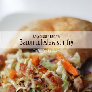 Stir Fried Coleslaw Recipes.