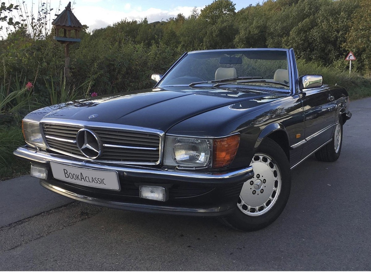 Mercedes-Benz 300sl Hire Coventry