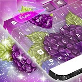 Blackberries Keyboard