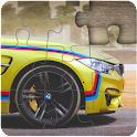 Kids Super Cars Jigsaw Puzzle icon