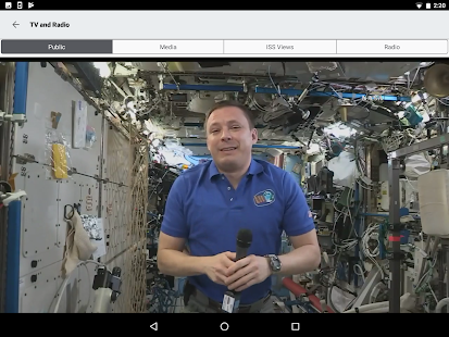 NASA Screenshot