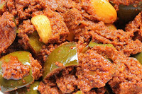 Garlic Mango Pickle