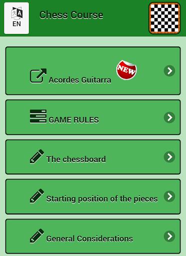国际象棋课程