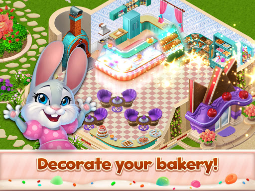 Sweet Escapes: Design a Bakery with Puzzle Games modavailable screenshots 13