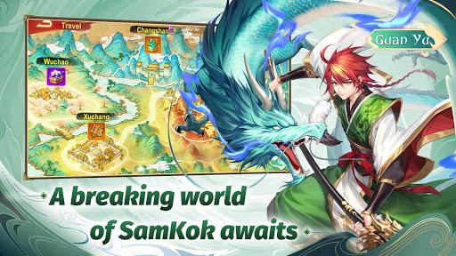 Dynasty Heroes: Legend of SamKok apktram screenshots 3