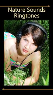 Nature Sounds Ringtones - náhled
