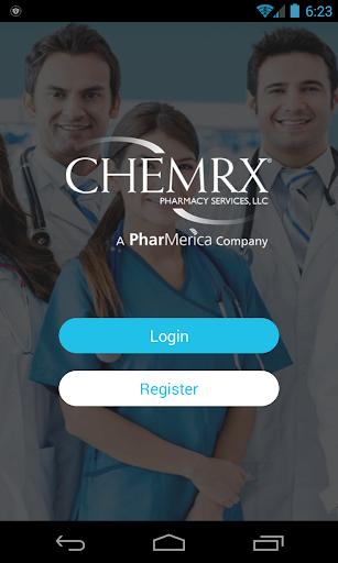 ChemRx screenshot