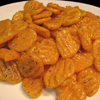 Pumpkin Gnocchi in Browned Butter Sauce