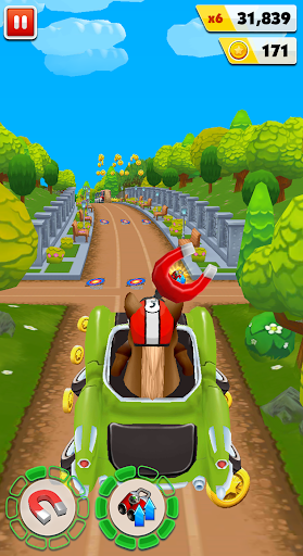 Pony Craft Unicorn Car Racing - Pony Care Girls 1.0.11 screenshots 6