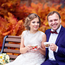 Wedding photographer Alina Rudovskaya (Coffemolka). Photo of 09.10.2016