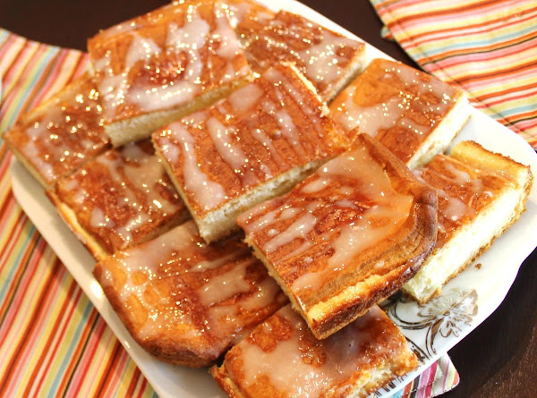 Quick And Easy Cheese Danish Recipe