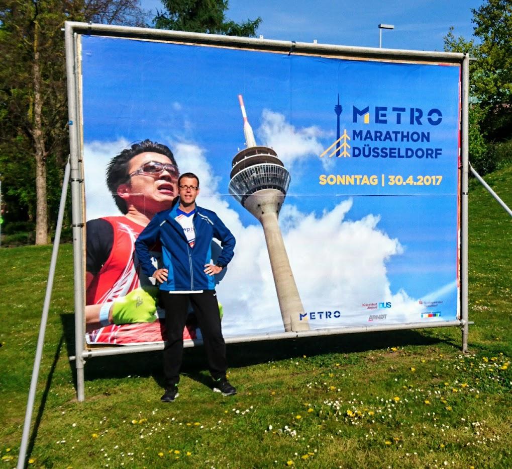 Metro Marathon Düsseldorf 2017