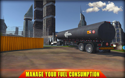 Heavy truck simulator USA 1.3.6 screenshots 15