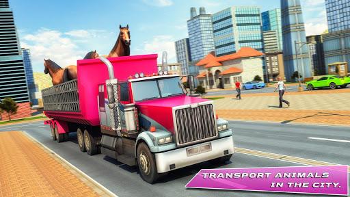 Animal Transport Driving Simulator 1.0 2