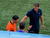"""Frank De Boer prend sur lui : """"Je dois me regarder dans le miroir"""""""